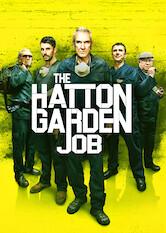 Search netflix The Hatton Garden Job
